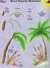 Donna Dewberry rtg | palm tree