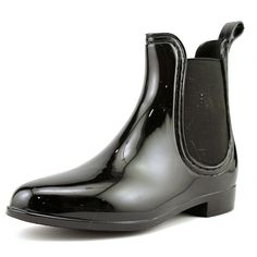 Dirty Laundry Chariot Round Toe Rain Boot * See this awesome image  : Rain boots