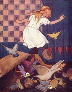 Margaret Tarrant illustration.