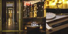 Hace meses desembarco en Madrid un nuevo restaurante japonés de los que hacen afición. Un restaurante que basa todo su reclamo en un producto superlativo.