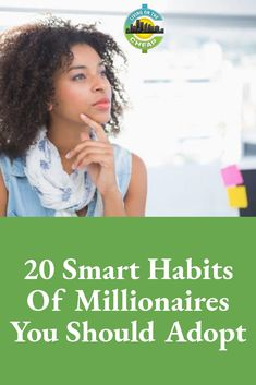 The best way to become a millionaire is to learn from people who are already there. After all, you are the average of the handful of people you surround yourself with. And as you can see from the list below, these 20 habits of millionaires are pretty easy to follow in your daily life. Because becoming a millionaire isn't about spending like you are rich. It is about saving money, and investing it like you are rich. How To Get Rich, How To Become, Become A Millionaire, Create A Budget, Saving For Retirement, Budgeting Money, Investing Money, Finance Tips, Money Management