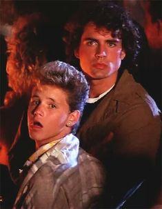 The Lost Boys Lost Boys Movie, The Lost Boys 1987, Love Movie, I Movie, Comic Movies, Old Movies, Horror Movies, Jason Patric, Corey Haim