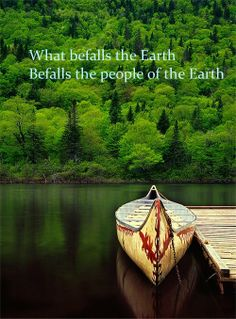 The healing power of the earth
