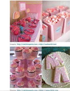 Comidinhas - festa do pijama Krispie Treats, Rice Krispies, Party, Desserts, Kids, Food, Sleepover, Kids Part, Tailgate Desserts