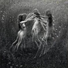 The Three Graces, Charles Swedlund - 1969