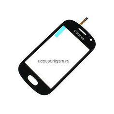 TouchScreen Samsung Galaxy Fame S6810 Original Negru Galaxy Phone, Samsung Galaxy, The Originals, Black, Black People