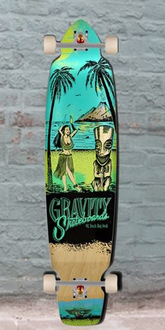 "Longboards USA - Gravity Big Kick 45"" Tequila Sunrise Green Blue Longboard - Complete, $188.00 (http://longboardsusa.com/longboards/cruiser-longboards-riding-style/gravity-big-kick-45-tequila-sunrise-green-blue-longboard-complete/)"