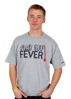 PLAY-OFF Fever Short Sleeve Tee Graphic Designer