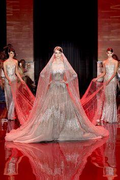Ridiculously gorgeous… Elie Saab London College of Fashion Design Degree LAU (Vogue.com UK)