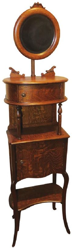 American Quartersawn Oak Shaving Stand.