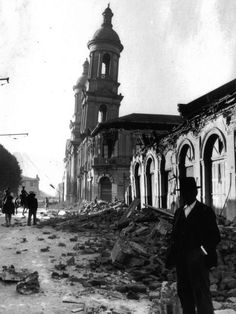 Santa Lucia, Iglesia San Francisco, Old Photos, Notre Dame, Past, Country, World, Building, Photography