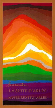 """22 jan 12 [""""Volcano"""" by Arthur Secunda]"""