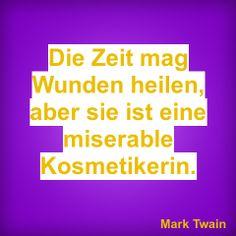 Twain ist der Beste :-D
