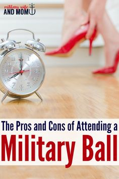 Ready to attend your next military ball? Love this list of pros and cons of attending | military wife | military girlfriend | military ball dresses via @lauren9098