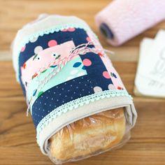 Tea Towel Quilt Block Tutorial