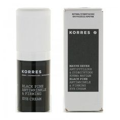 2 X Korres Black Pine AntiWrinkle and Firming Eye Cream 2 Tubes X each one >>> Check this awesome product by going to the link at the image. (This is an affiliate link) Facial Skin Care, Anti Aging Skin Care, Natural Skin Care, Firming Eye Cream, Eyeshadow For Brown Eyes, Eyes Lips Face, Beauty Soap, Body Wash, Concealer