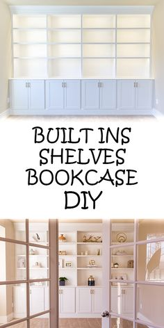 17 great built in wall shelves images in 2019 diy ideas for home rh pinterest com