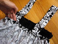 Nursing Dress Pattern