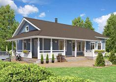 Aitotalo A124-14  aitotalo.fi Contener House, Outdoor Structures, Outdoor Decor, Home Decor, Decoration Home, Room Decor, Home Interior Design, Home Decoration, Interior Design