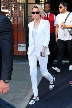 101 Ways to Wear a White Tee  - HarpersBAZAAR.com