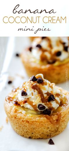 ... tart on Pinterest | French apple pies, Cream pies and Banana coconut