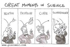 Great Moments In Science - Funny Memes. The Funniest Memes worldwide for Birthdays, School, Cats, and Dank Memes - Meme Funny Science Jokes, Science Puns, Science Art, Funny Jokes, Hilarious, Science Comics, Science Cartoons, Physical Science, Humor Nerd