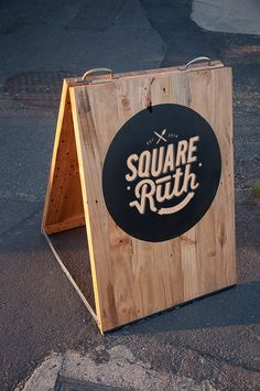Square Ruth on Behance