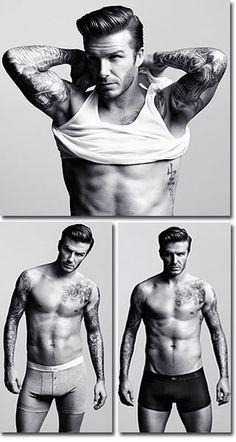Ahhhh David Beckham :)