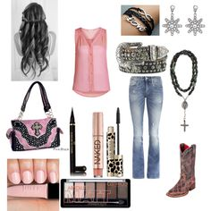 """kickin back"" by mercedesandhoss on Polyvore"