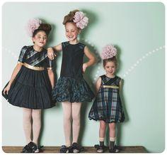 #SweetFlowers, la colección de #RubioKids inspirada en los felices años 20…