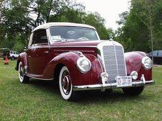 classic mercedes........