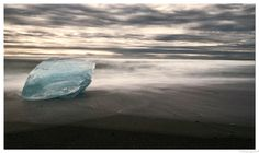 The Beginning of the World  | Jökulsárlón  Iceland - Genesis, the Beginning of the World  | Genèse,  le commencement du monde