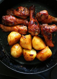 Roast Chicken & Potato