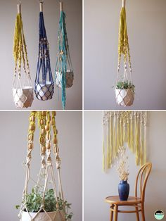 Macrame by Pippa of Ouchflower
