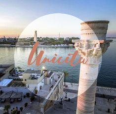 Buona Serata! #BrindisiCentro  #brindisi #puglia #apulia #weareinpuglia #inpuglia365 #buonasera #salento #unicita #porto #monumento #colonna #scalinata