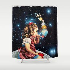 Maker Shower Curtain