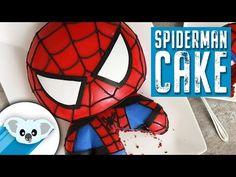 Spiderman Cake Ideas for Little Super Heroes - Novelty Birthday Cakes Baby Spiderman, Spiderman Birthday Cake, Spiderman Theme, Superhero Theme Party, Superhero Cake, 4th Birthday, Fondant, Batman Cakes, Novelty Birthday Cakes