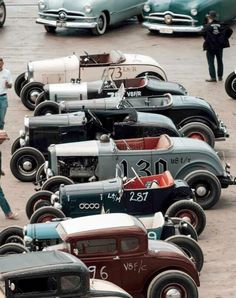 Hot Rod Roadster lineup