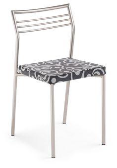Krzesło do kawiarni Caldo - Nowy Styl | DB Meble #meble #krzesla #caldo #nowystyl  http://dbmeble.pl/produkty/caldo-krzeslo-kawiarni/