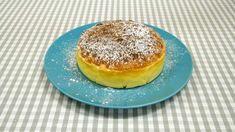 Japansk ostekake med 3 ingredienser Pineapple, Food And Drink, Baking, Fruit, Desserts, Japanese Cake, Cheese, Tailgate Desserts, Deserts