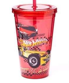 Look what I found on #zulily! Red Hot Wheels Cold Cup #zulilyfinds