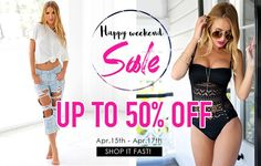Weekend Sale: Save Up to 50% on Fab Items | Lookbook Store