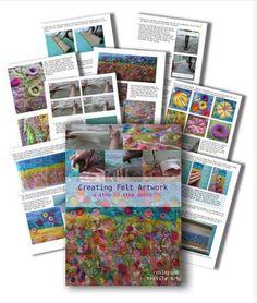 http://felting.craftgossip.com/2012/05/12/winner-of-creating-felt-artwork-ebook-giveaway/