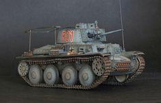 Pz.Bfwg 38(t) — Каропка.ру — стендовые модели, военная миниатюра