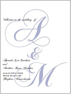 Wedding program templates Ocean blue DIY order of ceremony ...