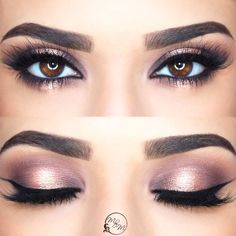 Eye Colors Guide And 30 Best Makeup Ideas For Them Best Eyeshadow Color For Brown Eyes picture 1 Eye make up for red Super Basic Eye Purple Smokey Eye Make Wedding Guest Makeup, Wedding Makeup For Brown Eyes, Wedding Makeup Tips, Eye Makeup Tips, Smokey Eye Makeup, Makeup Ideas, Smoky Eye, Red Eyeliner, Eyeliner Makeup
