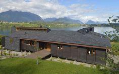 Galería de Dos Casas en Lago Ranco / Cavagnaro Rojo Arquitectos - 4