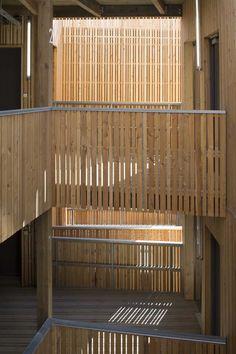 Tête en l'air! | Architecture Bois Magazine - Maisons Bois - Construction - Architecture - Reportages - Suivi de chantier