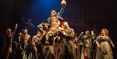 What does it take to be the world's longest-running musical? Each performance of Les Misérables utilizes approximately 392 costumes, items o Les Miserables, Tivoli Theater, Queens Theatre, Broadway Theatre, Musical London, Best Of Ireland, Western Michigan, Detroit Michigan, Theatre Reviews
