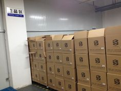 8. Warehouse Finished Goods Area